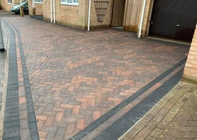 Block Paving Driveway Cotswold And Vale Evesham
