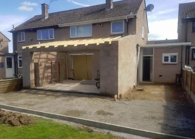 Garage Conversion Cotswold And Vale Evesham