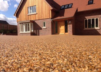 Resin Driveway Cotswold And Vale Gloucestershire