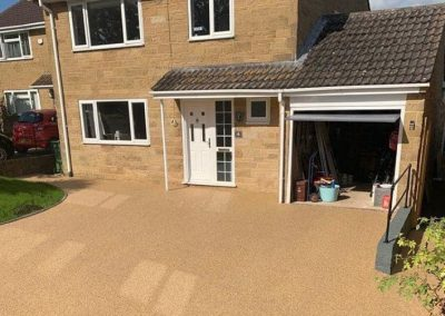 Resin Driveway Cotswold And Vale Worcestershire